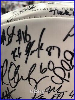Aaron Hernandez Personal Patriots Autographed Signed Super Bowl Ball Patriots