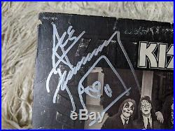 Ace Frehley Signed Autographed! KISS Dressed To Kill Album! In Person! Proof