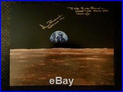 Alan Bean Apollo 12 Astronaut, signed photo in person Moonwalker