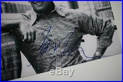 Arnold Schwarzenegger signed 20x30cm Foto Autogramm Autograph In Person
