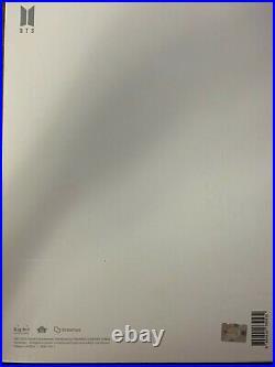 BTS MAP OF THE SOUL 7 Autographed Signed Promo Album