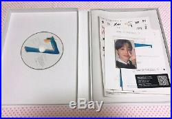 BTS MAP OF THE SOUL 7 Official Autographed Signed Album Photocard (Jimin)