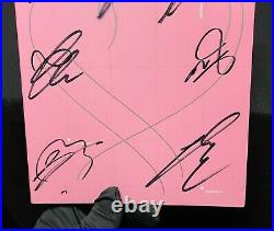 BTS autographed MAP OF THE SOUL PERSONA Album signed PROMO CD
