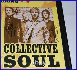 Bocktoberfest Sign Poster Texas Country Robert Keen Collective Soul Autograph