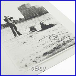 David Bowie Is SIGNED V&A Personal Portfolio black NEW UNOPENED autograph