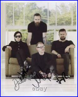 Dolores O'Riordan The Cranberries Signed 8 x 10 Photo Genuine In Person 2017