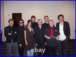 Duran Duran signed Rio Lp by Orig 5! In person
