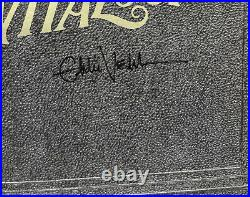 Eddie Vedder autographed Pearl Jam Vitalogy Vinyl record signed in person