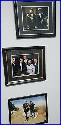 Goodfellas DeNiro Cast Signed-in-Person Press Photo Autograph Scorsese Rare Real