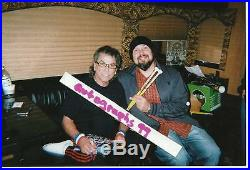 Grateful Dead/mickey Hart Signed Photo Proof! Autographed In Person Coa