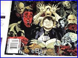 Guillermo Del Toro Signed Horror Hound Magazine IN PERSON Autograph RARE JSA COA