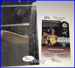 JEFF GOLDBLUM Hand Signed JURASSIC PARK 11X14 Photo In Person Autograph JSA COA