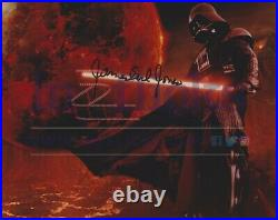 James Earl Jones AUTOGRAPH Star Wars Darth Vader SIGNED IN PERSON 10x8 Photo