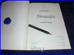 Klaus Kinski (+) Autograph Autogramm signed In Person Fitzcarraldo 2
