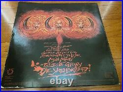 Lemmy Kilmister Signed/autographed In-person Motorhead Album/lp Proof