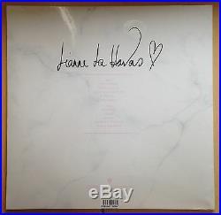 Lianne La Havas Blood Unstoppable LP Vinyl Album SIGNED AUTOGRAPHED SEALED