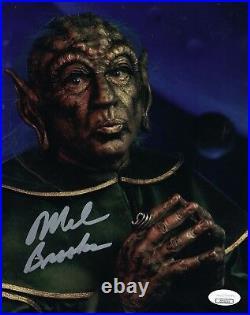 Mel Brooks SPACEBALLS YOGURT Signed 8x10 Photo IN PERSON Autograph JSA COA