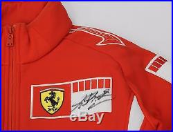 Michael Schumacher Signed Twice Scuderia Ferrari F1 Personal Jacket Rare