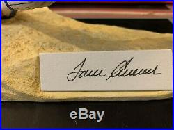 New Authentic Tom Seaver Autograph Figure Mets Gartlan Inc Hand Signed In Person