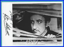 PETER SELLERS in person signed glossy PHOTO 13x18 cm AUTOGRAPH HAND SIGNED