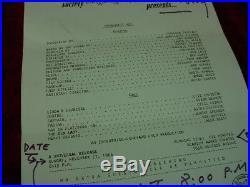 Personal 1966 RAY BRADBURY LETTER Signed FAHRENHEIT 451 FILM INVITATION + NOTE