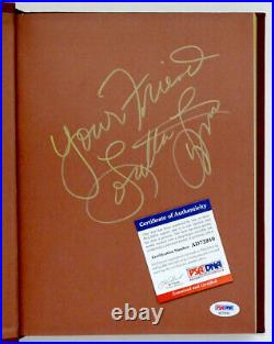 Personal Gift From LORETTA LYNN Signed Autograph HUGE FAMILY BIBLE PSA/DNA COA