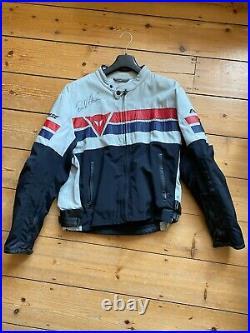 Richard Hammond personal Dainese motorbike jacket signed Top Gear TV