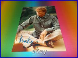 Robert Redford signed signiert autograph Autogramm auf 20x30 Foto in person