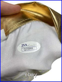Roberto Duran Signed Autographed Personal Model Boxing Robe JSA