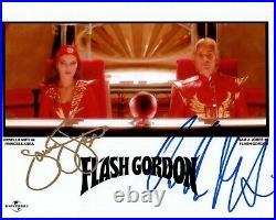 SAM JONES MUTI signed Autogramm 20x25cm FLASH GORDON in Person autograph COA