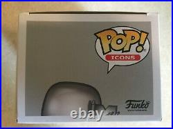 SNOOP DOGG Signed MTV MOON PERSON Funko Pop Vinyl Figure #18 PSA DNA