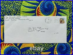 Shirley Chisholm SIGNED Letter on Personal Letterhead - April 26, 19899
