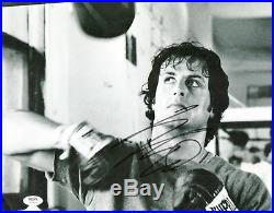 Sylvester Stallone Signed 11x14 photo Rocky In Person PSA DNA