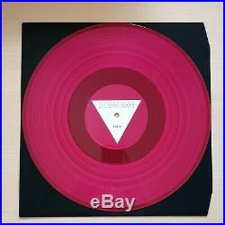 THE NEON DEMON In-Person Signed Vinyl RARE 2LP Nicolas Winding Refn Elle Fanning