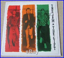 The Jam Paul Weller Signed Vinyl LP Album Genuine In Person + Hologram COA