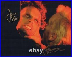 The Lost Boys Photo Signed In Person By Kiefer Sutherland and Jason Patric-H609