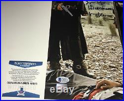 VAL KILMER Signed TOMBSTONE 11x17 Photo IN PERSON Autograph BAS COA Quote