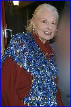 Vivienne Westwood (Designer) Signed Photo Genuine In Person + Hologram COA