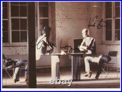 Yazoo Alison Moyet Vince Clarke Signed Photo Genuine In Person + Hologram COA